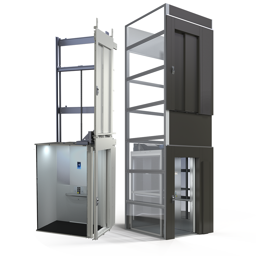 A6000 & A9000 Passenger Lift - The smart lift choice - Cibes