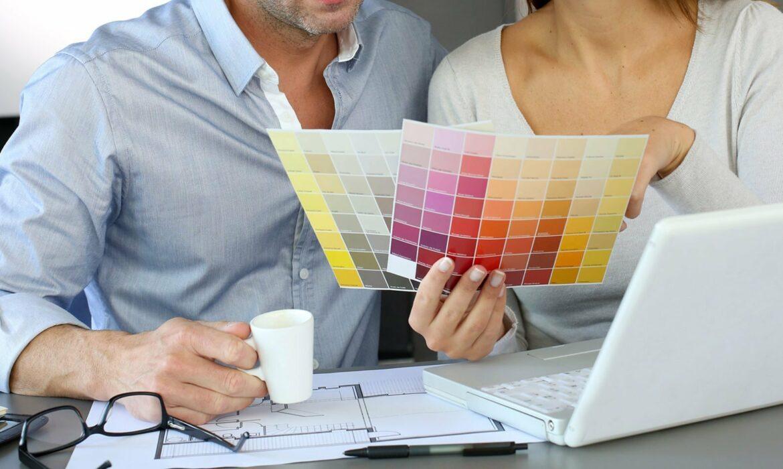 Colour scheme choices