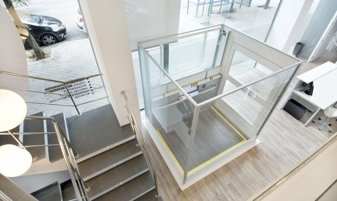 disabled lift