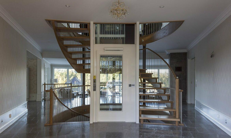 Home Lift in Spanish Villa