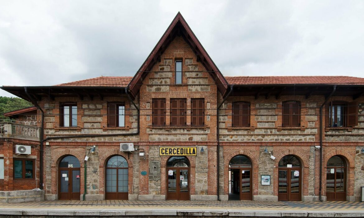 Cerecdilla Train station, Spain