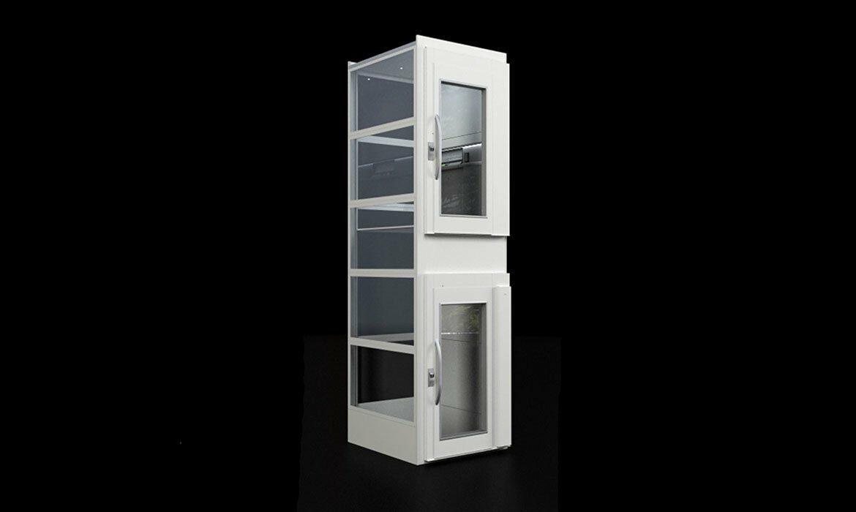 Standard lift in white