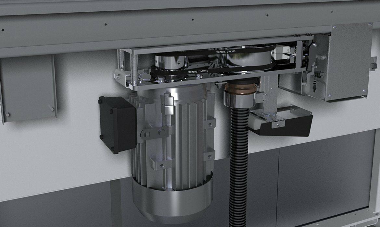 Robust Drive System for platform lift