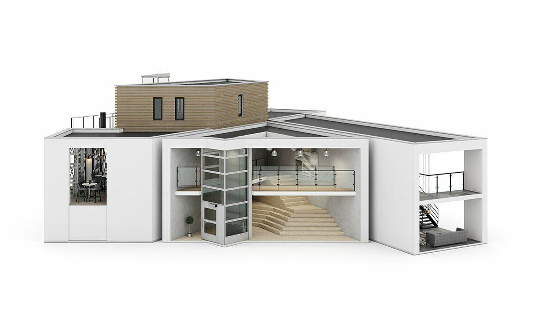Home Lift Integration Model