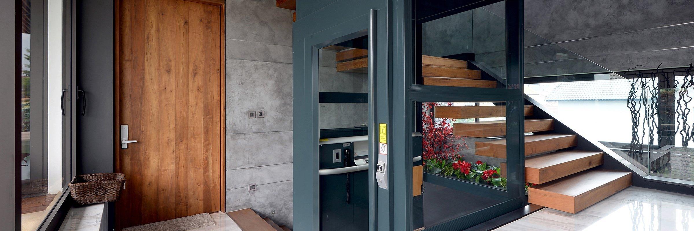 Home Lift Design