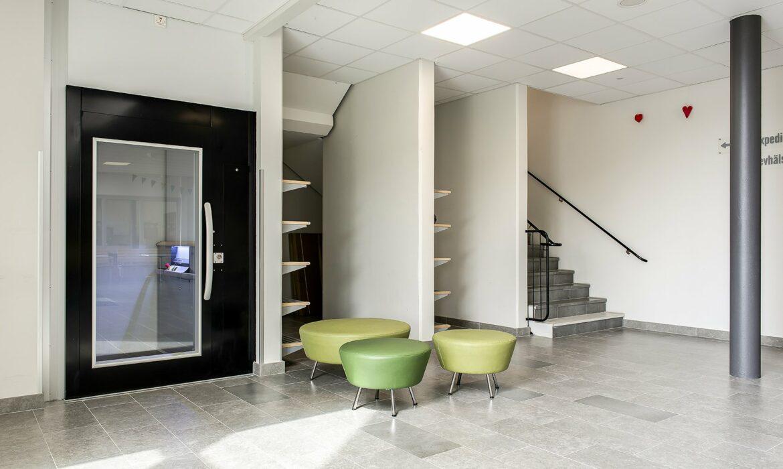 Se Valbo Public School Lift