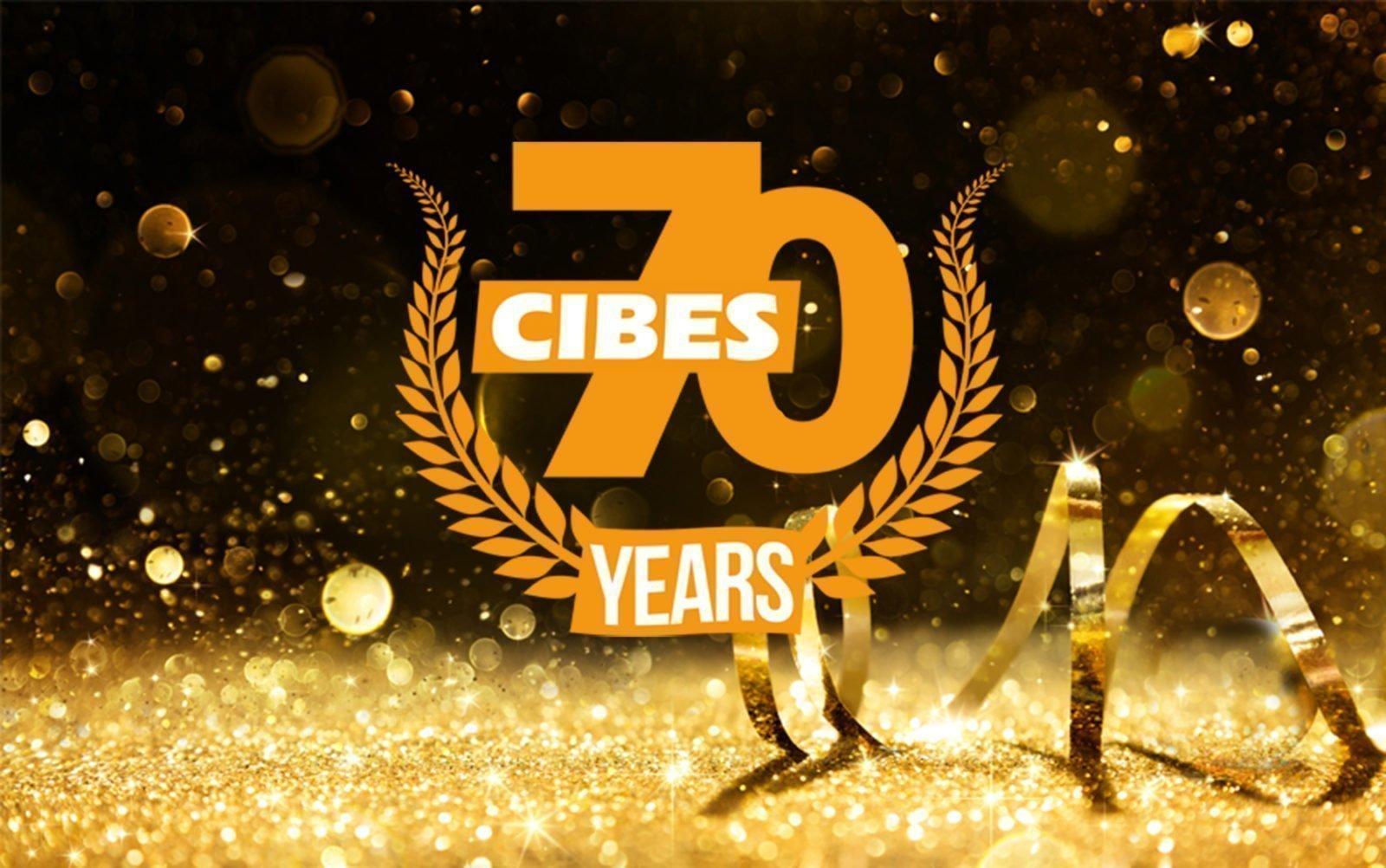 Cibes 70 years