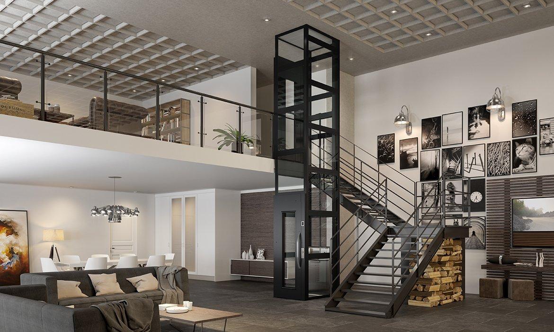 Domestic House Lift