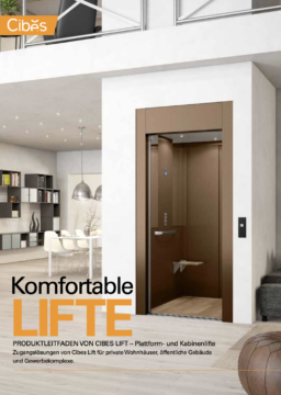 Cibes - Komfortable Lifte