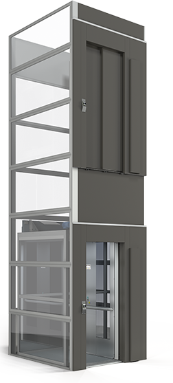 Cabin lift design