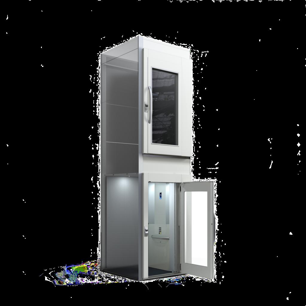 Domestic Lift Cibes A6000S, cabin lift.