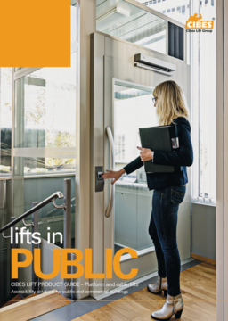 Lifts in public product guide