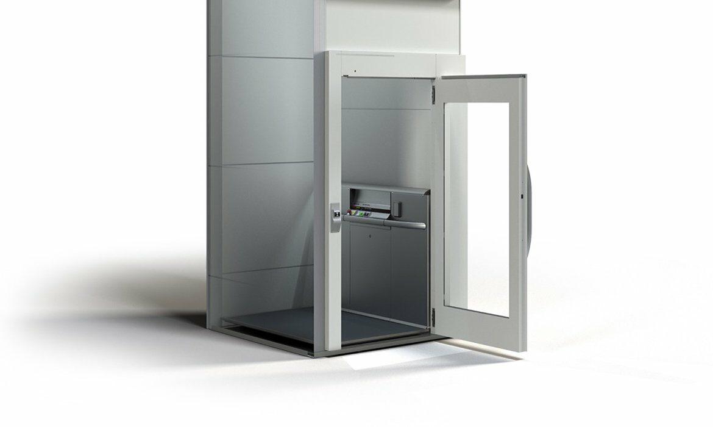 ascensor sin foso