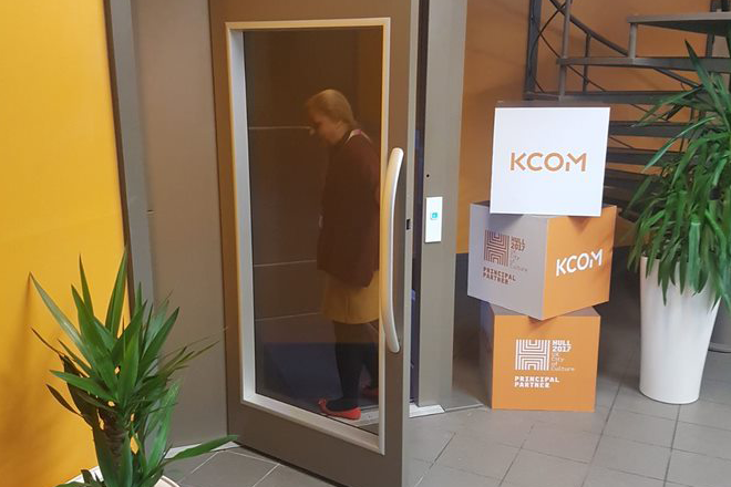 KCOM Lift Operation