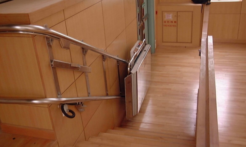 Omega Kapea disabled lift