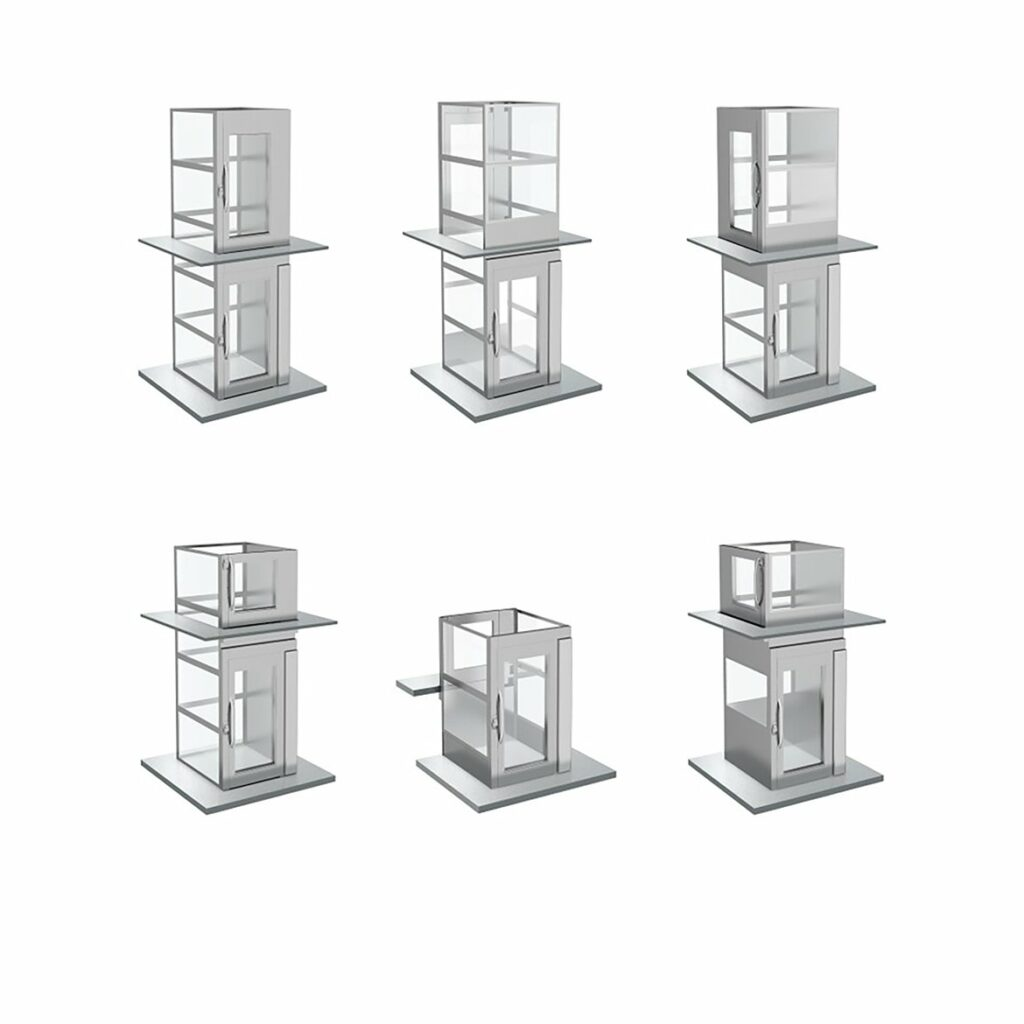 Wheelchair Lifts Sizes And Access Configurations