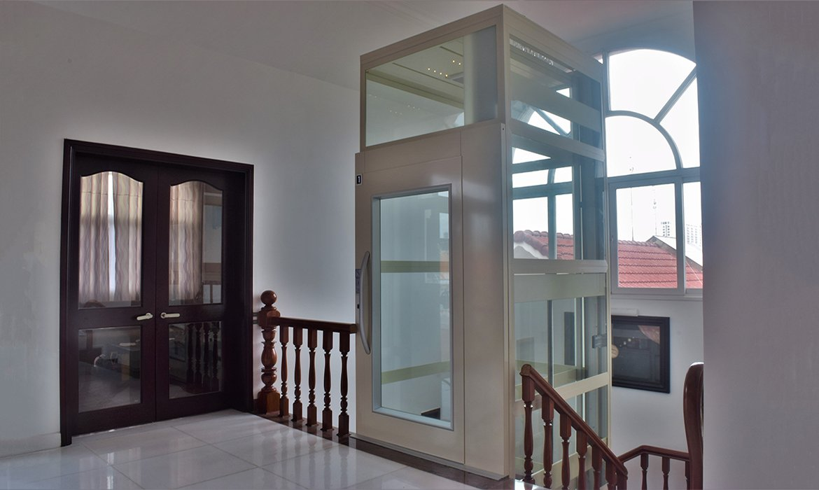 Wheelchair Lift by Cibes At Home