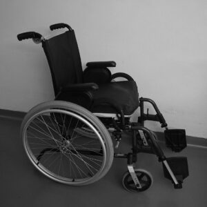 Measure your wheelchair to get the right size for your wheelchair lift.