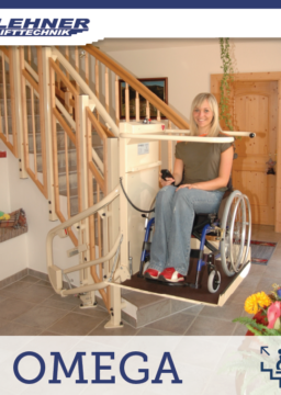 Omega chair lift
