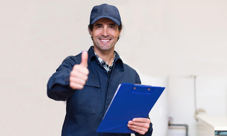 Vi ger råd om service och reparationer