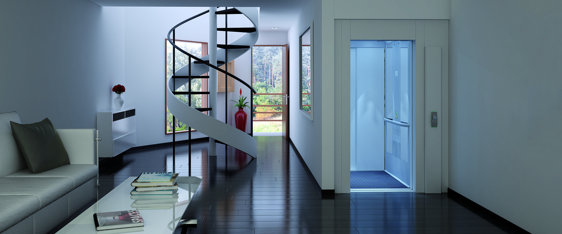 Discover Cibes home lifts