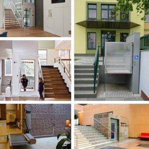 Cibes hissar erbjuder många lösningar för skolor