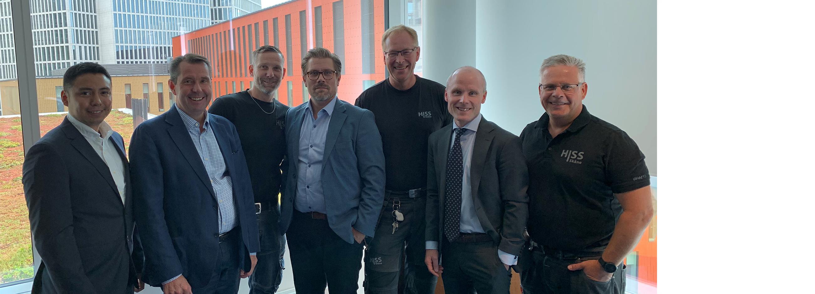 Cibes Lift Group stärker sin position i Skåne