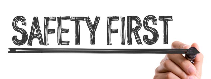 Cibes - Safty First