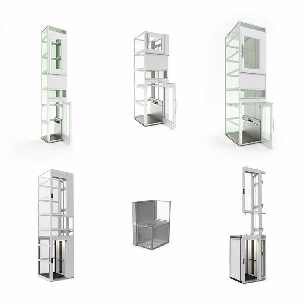 Wide choice of wheelchair lifts