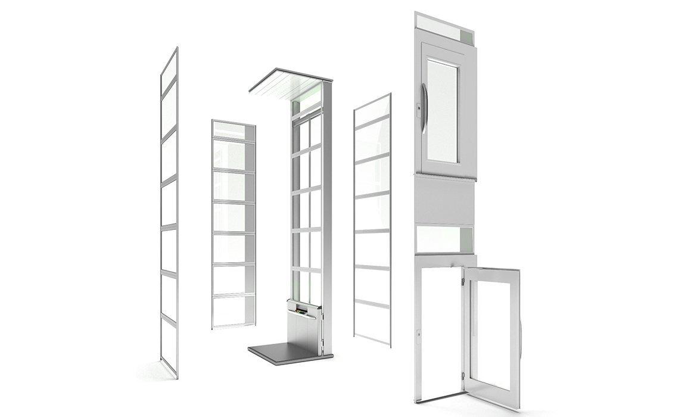 Cibes modular lift concept