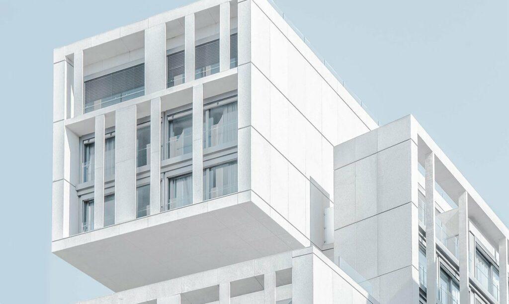 Modern penthouse flats