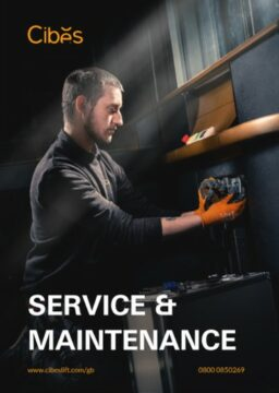 Cibes Lift maintenance UK