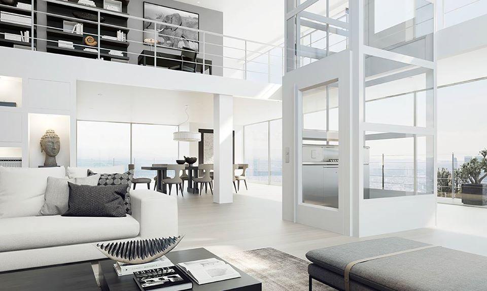 Domestic Lift