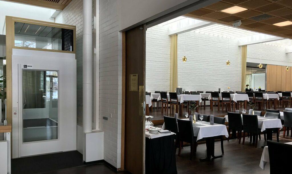 Gustavelund dining room