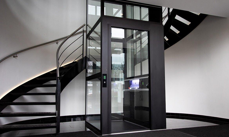 GS Aufzüge - Innovatives Konzept