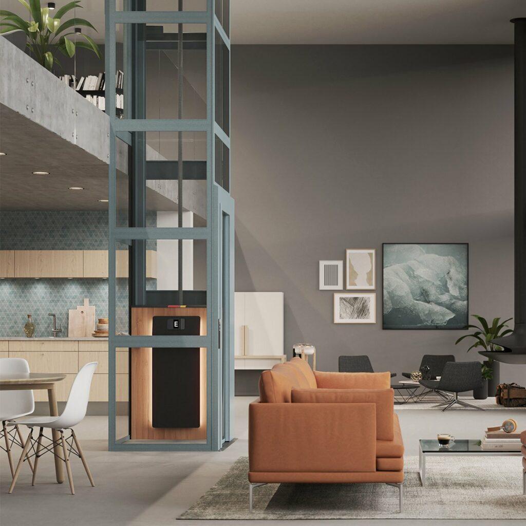Residential lift Cibes Air