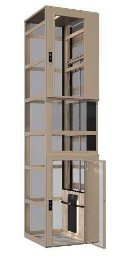 Cibes Air platform lift