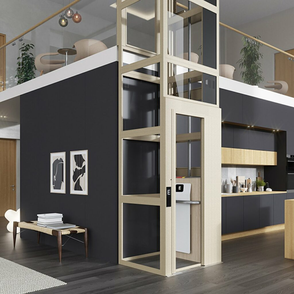 Cibes vertical platform lifts