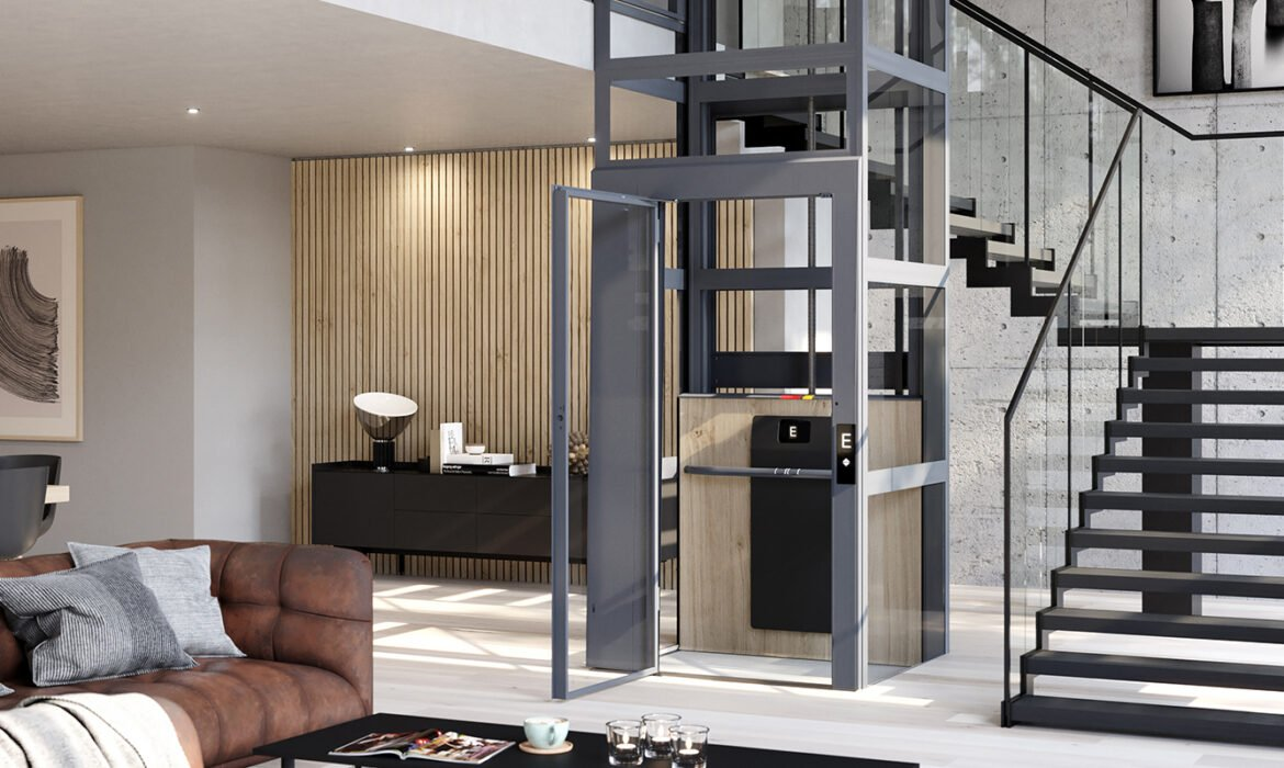 Cibes Lift home platform lift for architects