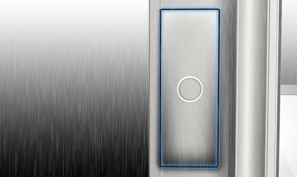 Botones de llamada de ascensor exterior