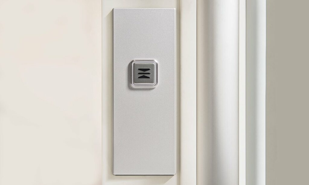 Call buttons for CiCon lifts