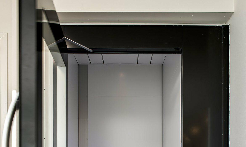 Invisible power door openers