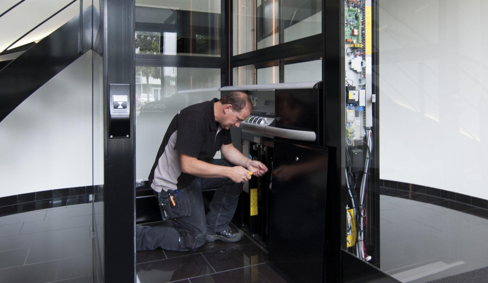 Foto blog 5 redenen om uw lift goed te onderhouden