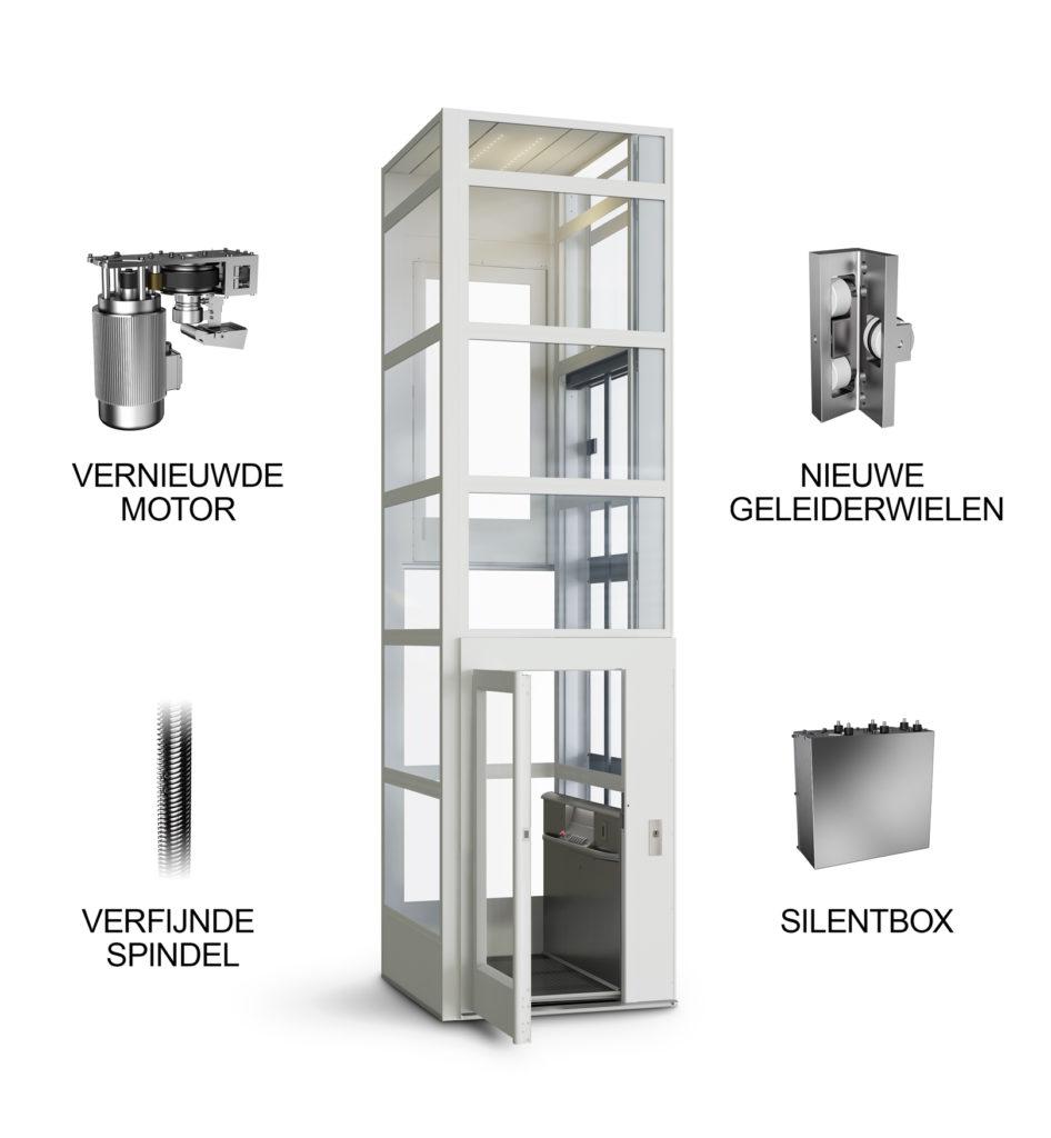 EcoSilent lift