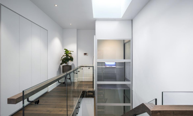 Huislift, eenvoudig in elk huis te installeren