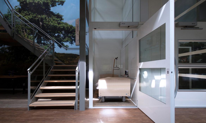 Bed- & brancardlift