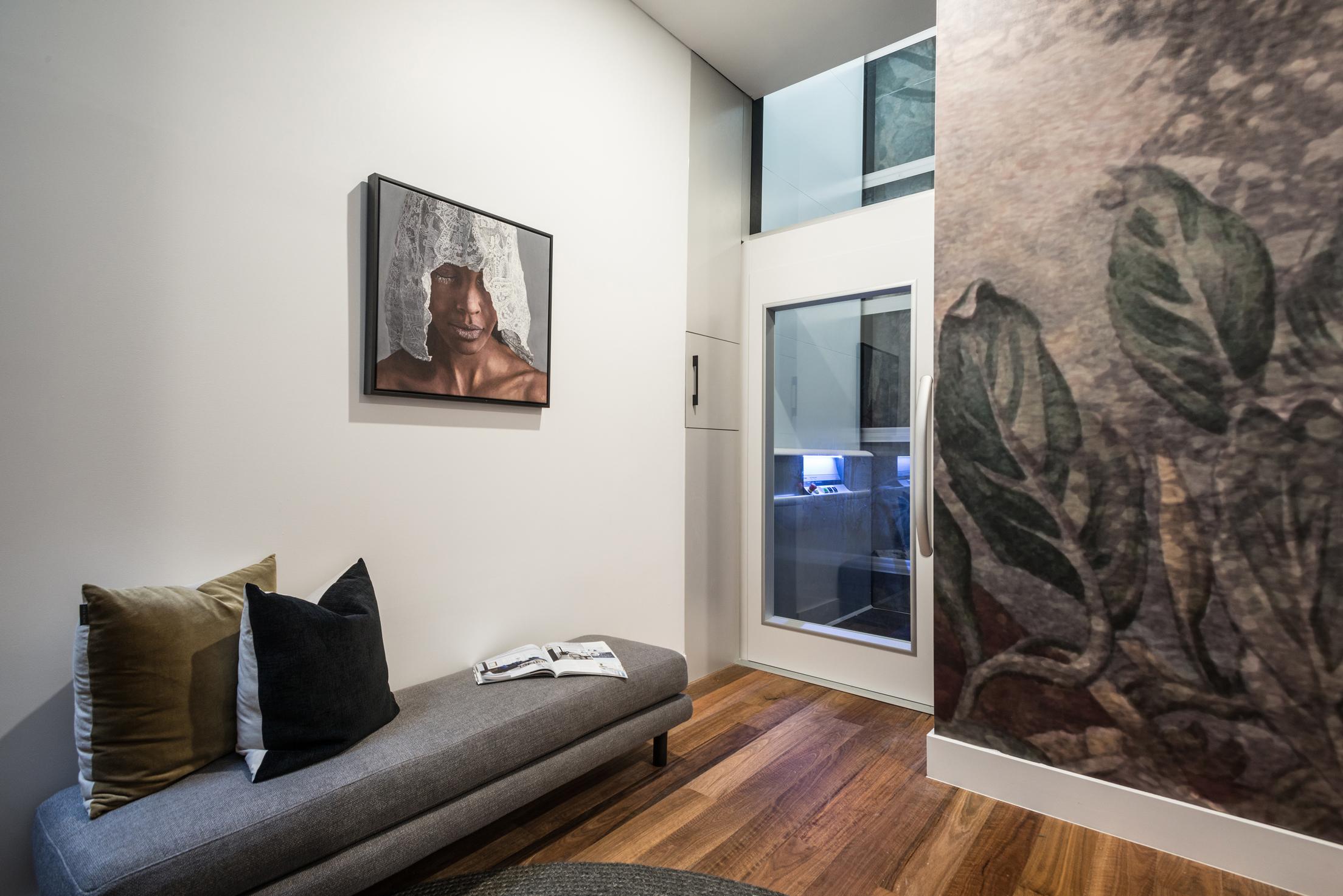 Huislift, voor een levensloopbestendige woning