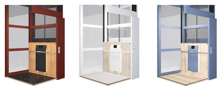 Huislift met duurzame materialen