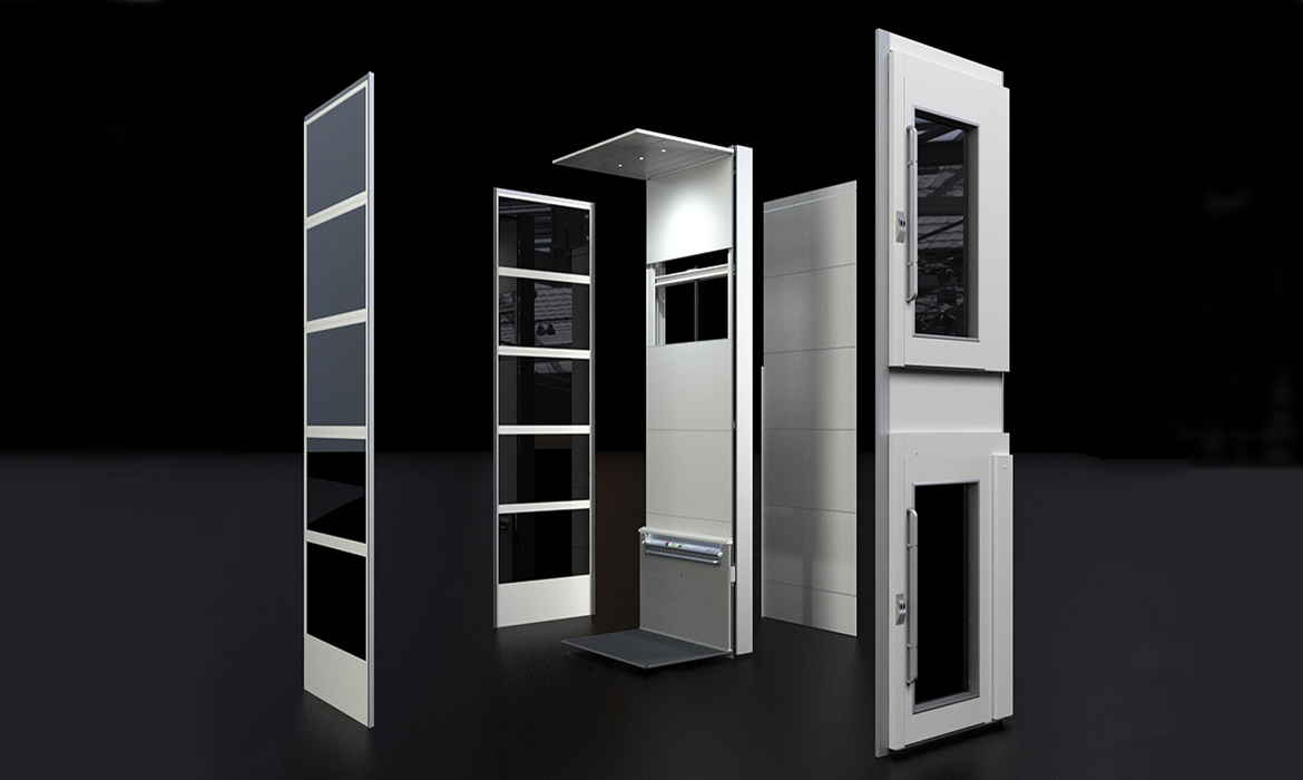 Home- Ready-made, customizable lift solutions - by Kalea Lifts