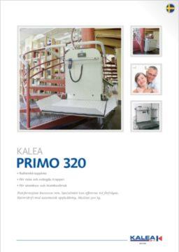 Broschyr Kalea 320 SE
